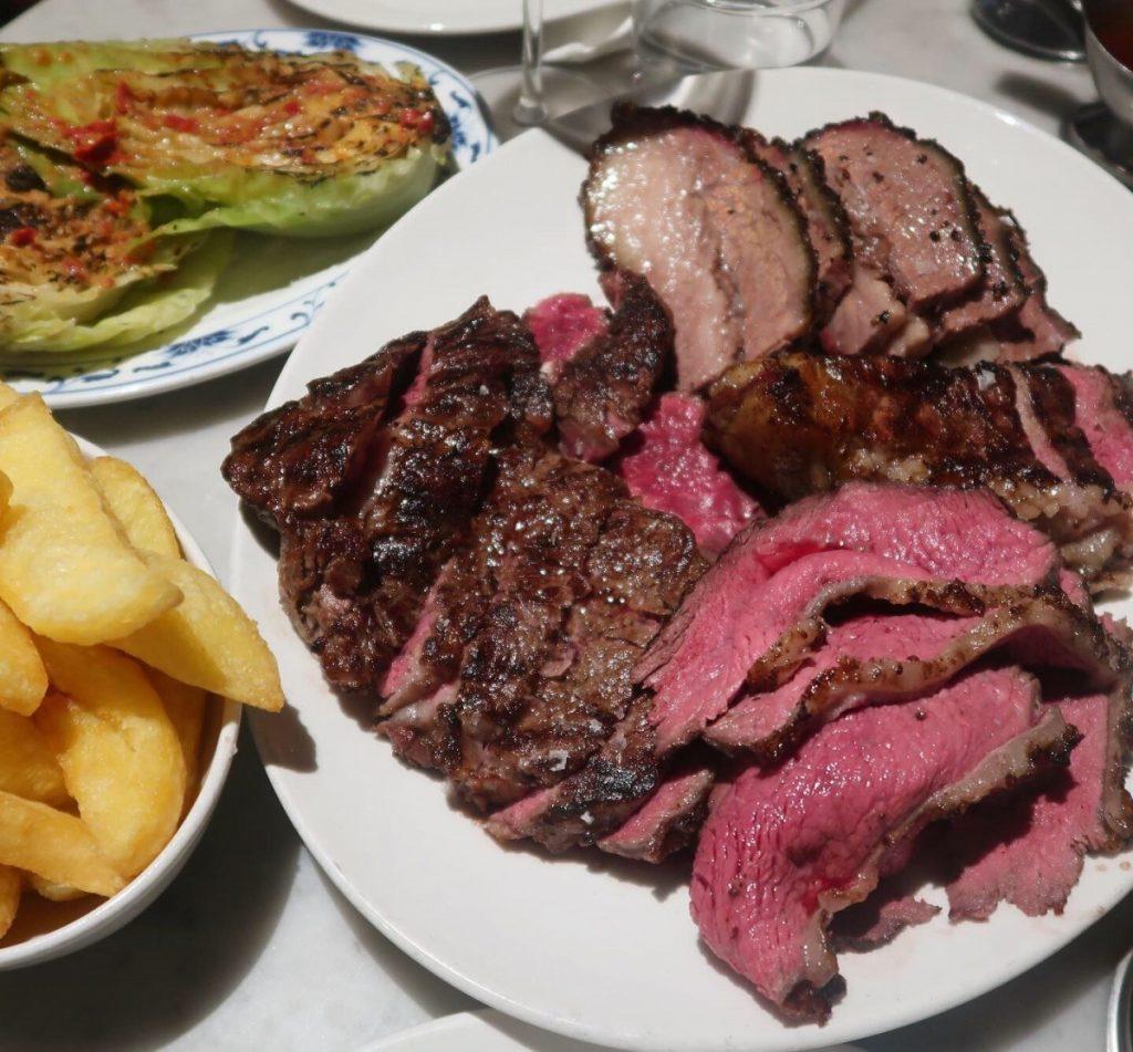 Zelman Meats soho halal