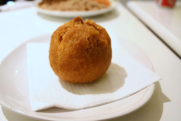 Plain Dumpling