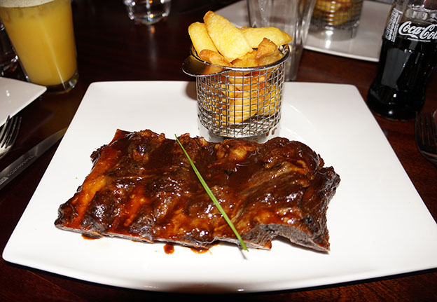 Juicy Ribs