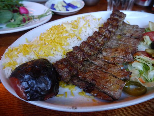 Lamb Kofte & Shish