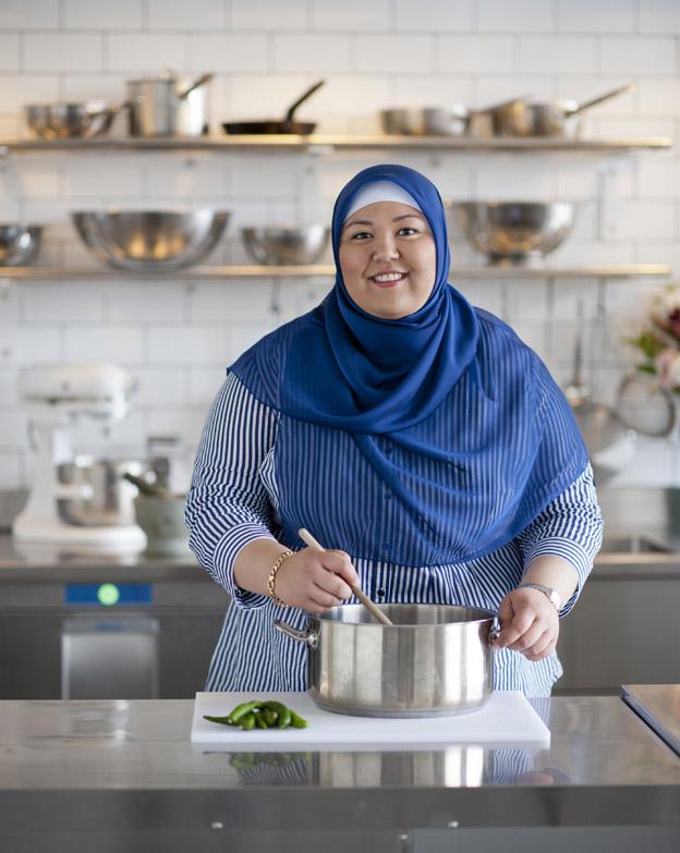 Amina Elshafei (Masterchef Australia 2012)