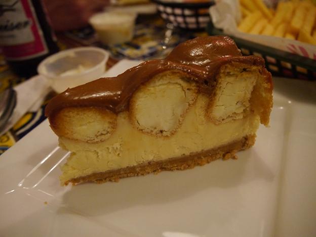 Funky Cheesecake