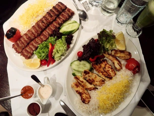 Best Persian Restaurants in London
