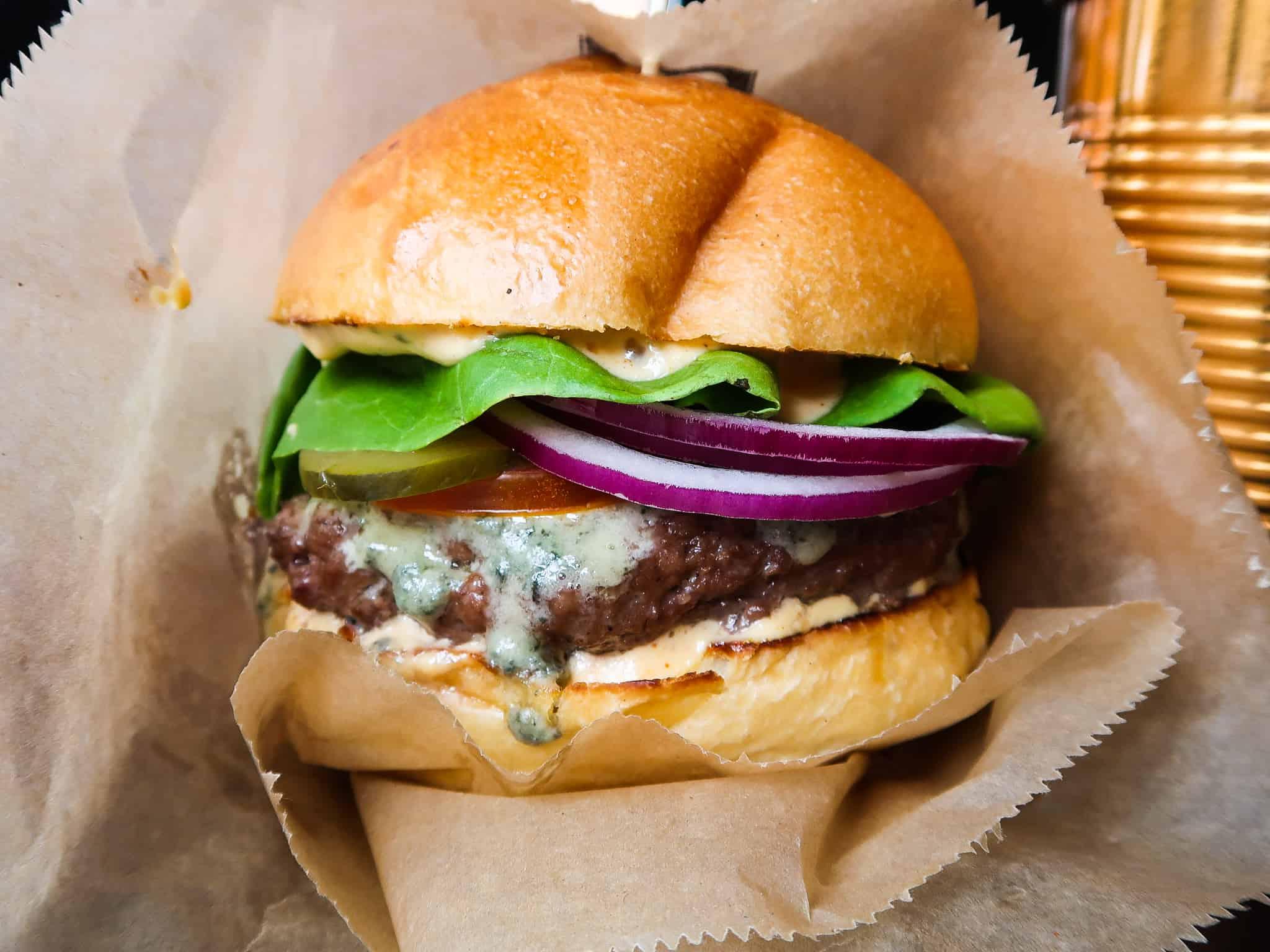 halal burger near me