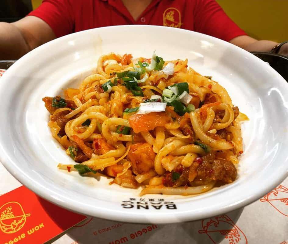 Halal Food at Bang Bang Oriental Food Hall