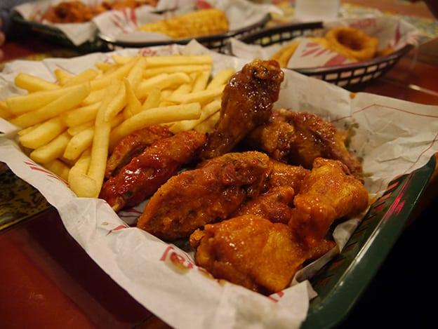 Stickywings - Halal Chicken Wings in London