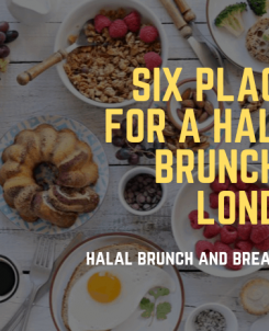 Halal Brunch in London