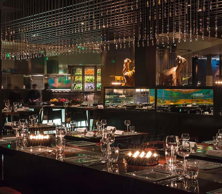 Romantic Halal Restaurants in