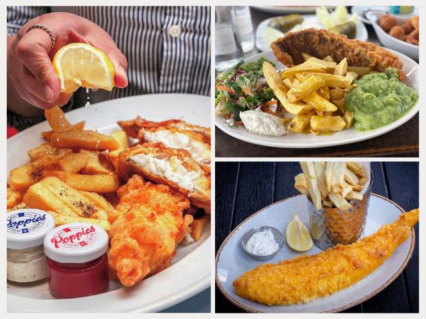 Halal Fish and Chips London