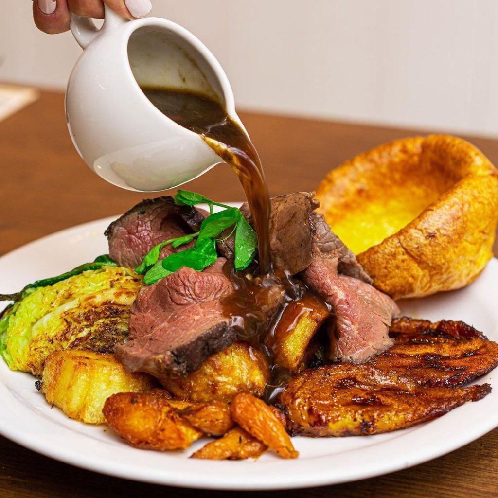 Guanabana halal sunday roast