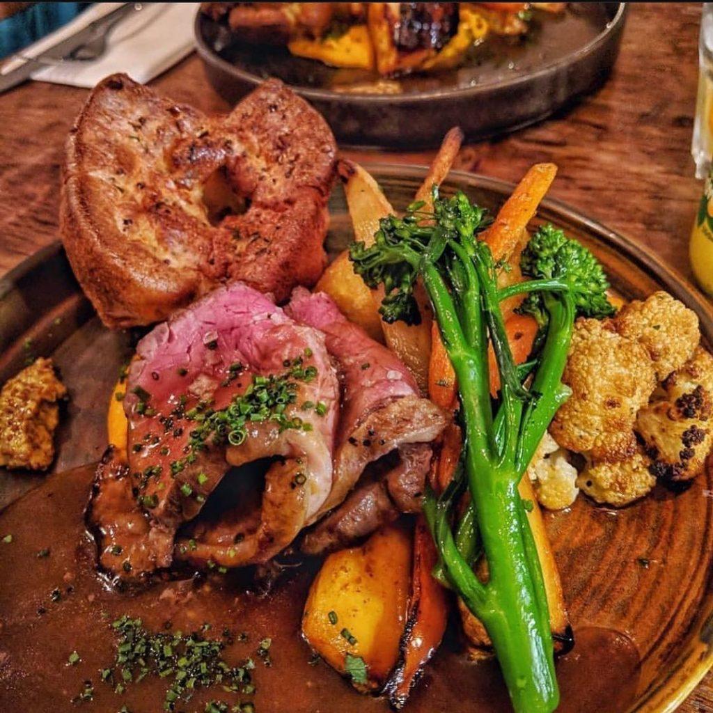 Halal sunday roast the great chase