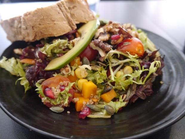 Superfood Salad [£10.00 for full portion]