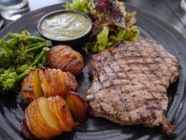 Sirloin Steak [£18.00]