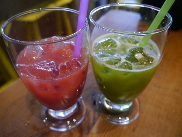 Freshly Pressed Juices [£3.50 x 2]