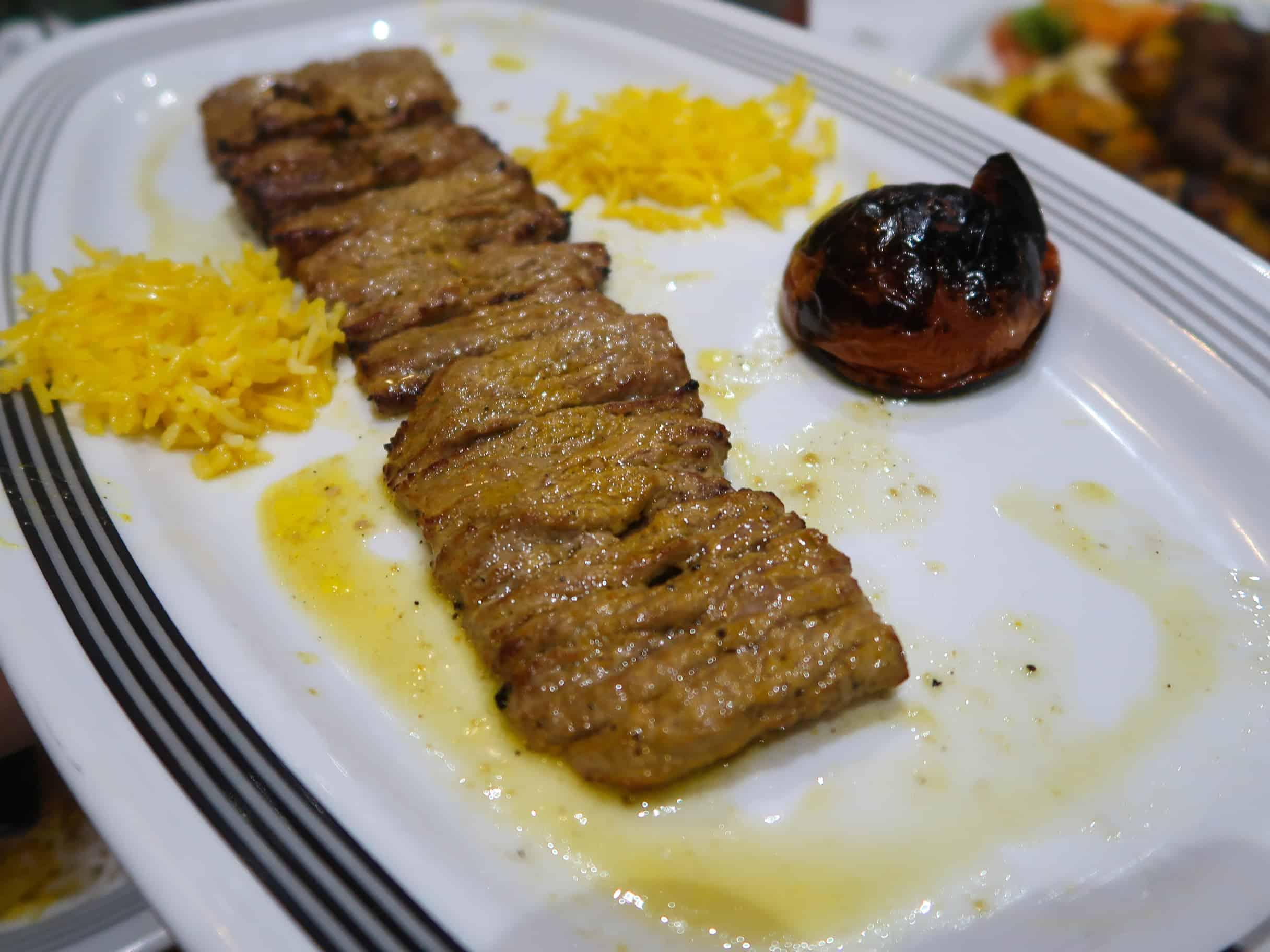 Abshar Kebab Bargh