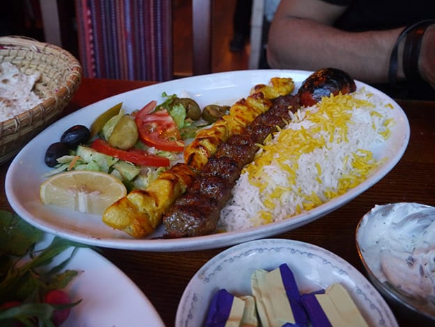 Best Persian Restaurants London