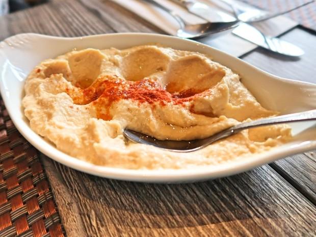 Apadana Hummus [£4.99]