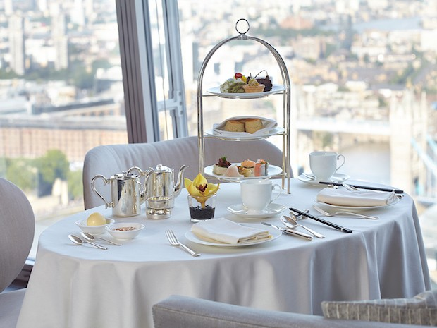 Afternoon Tea at Ting Credit: Ting website