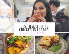 BEST HALAL FRIED CHICKEN IN LONDON