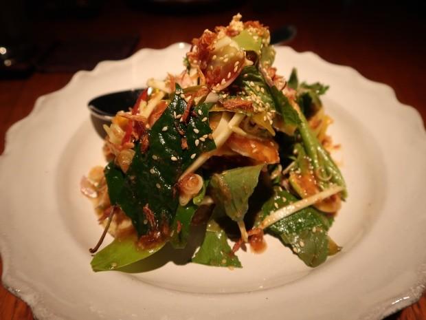 Thai Vegetable and Fruit Salad