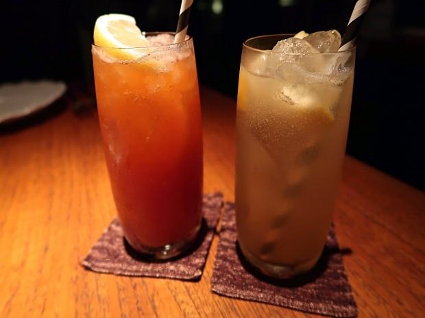 Nahm Mocktails