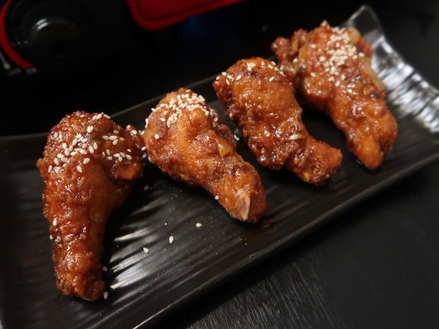 korean chicken wings halal