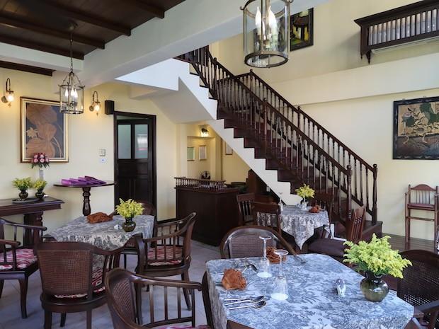 Puripunn breakfast room