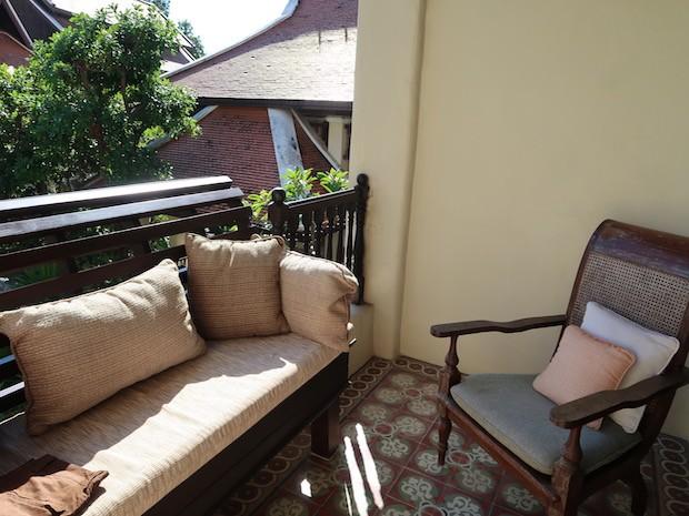 Puripunn Balcony Area