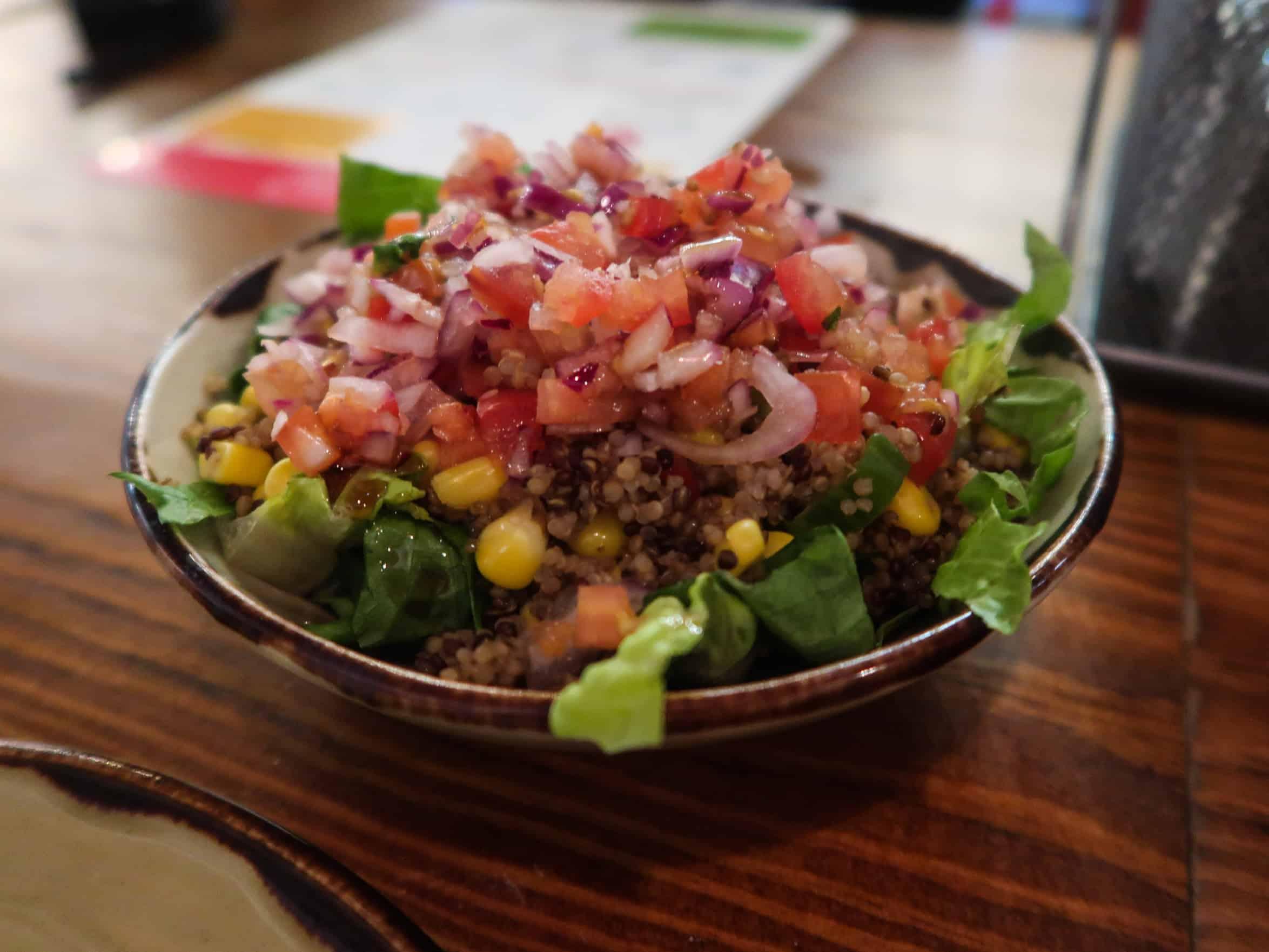 Chiquen Salad