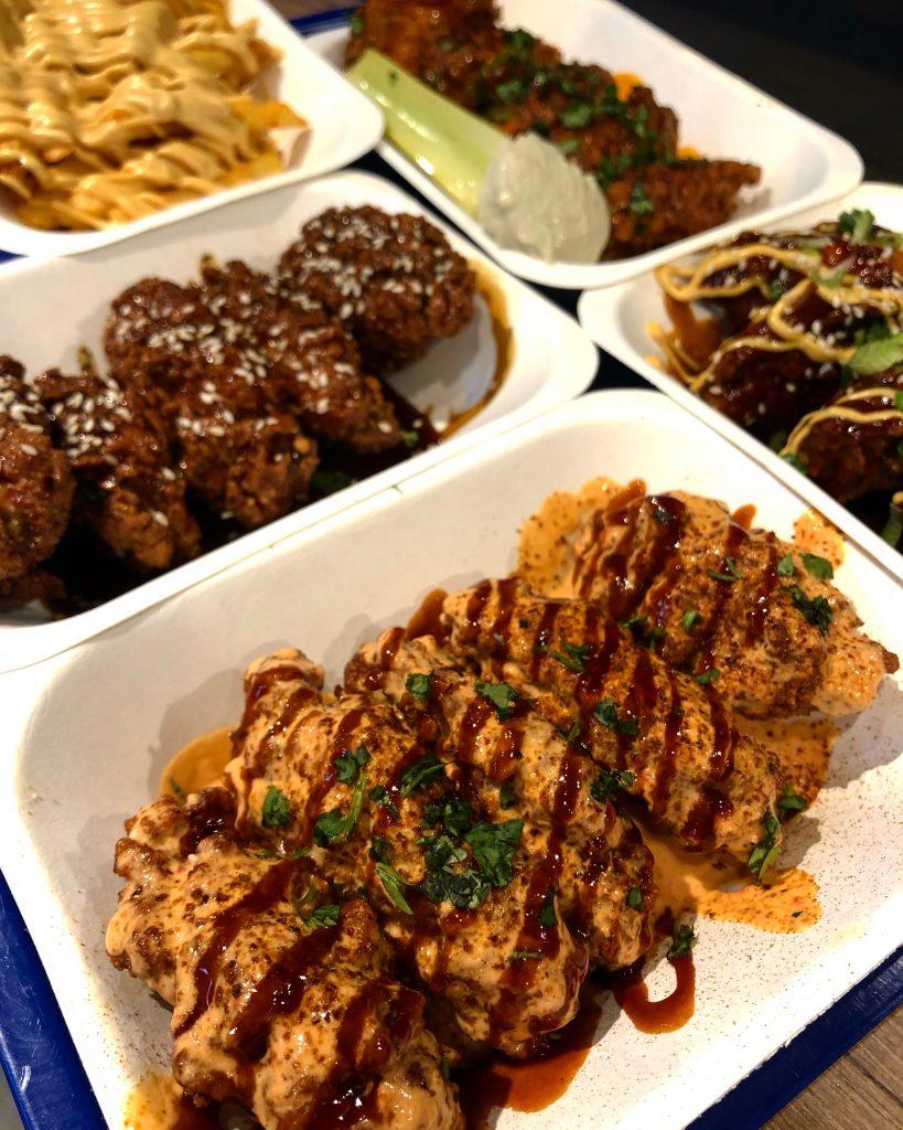 Halal Chicken Wings in London