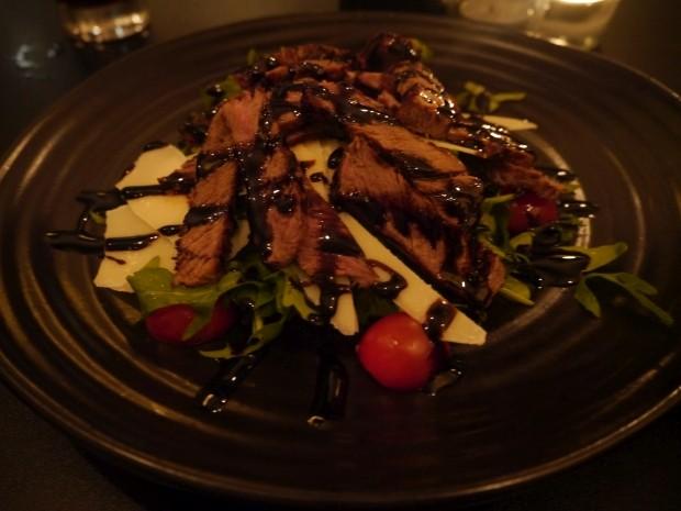 Sirloin Steak Salad [£10.00]