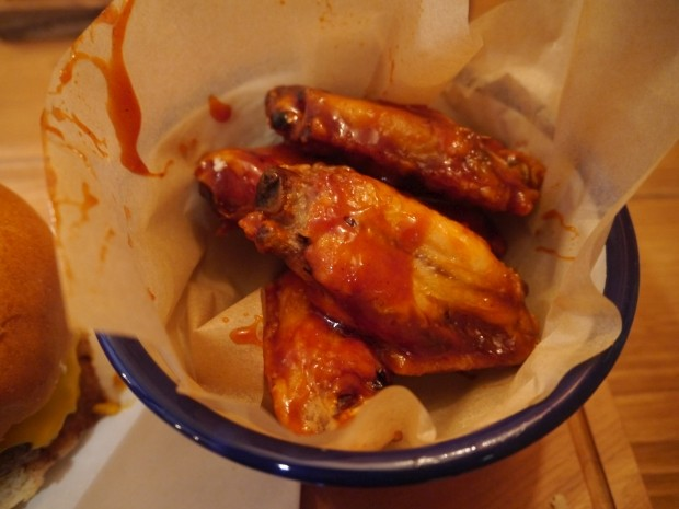 BBQ Wings [£4.00]