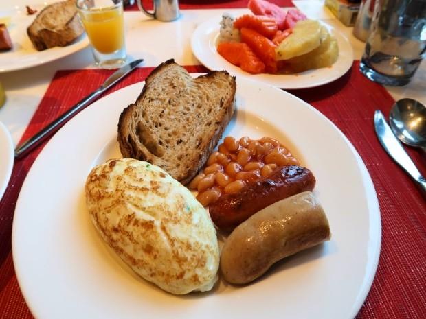 Breakfast St Regis