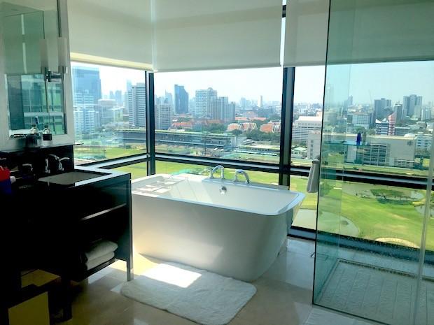 St Regis Bangkok Bathroom