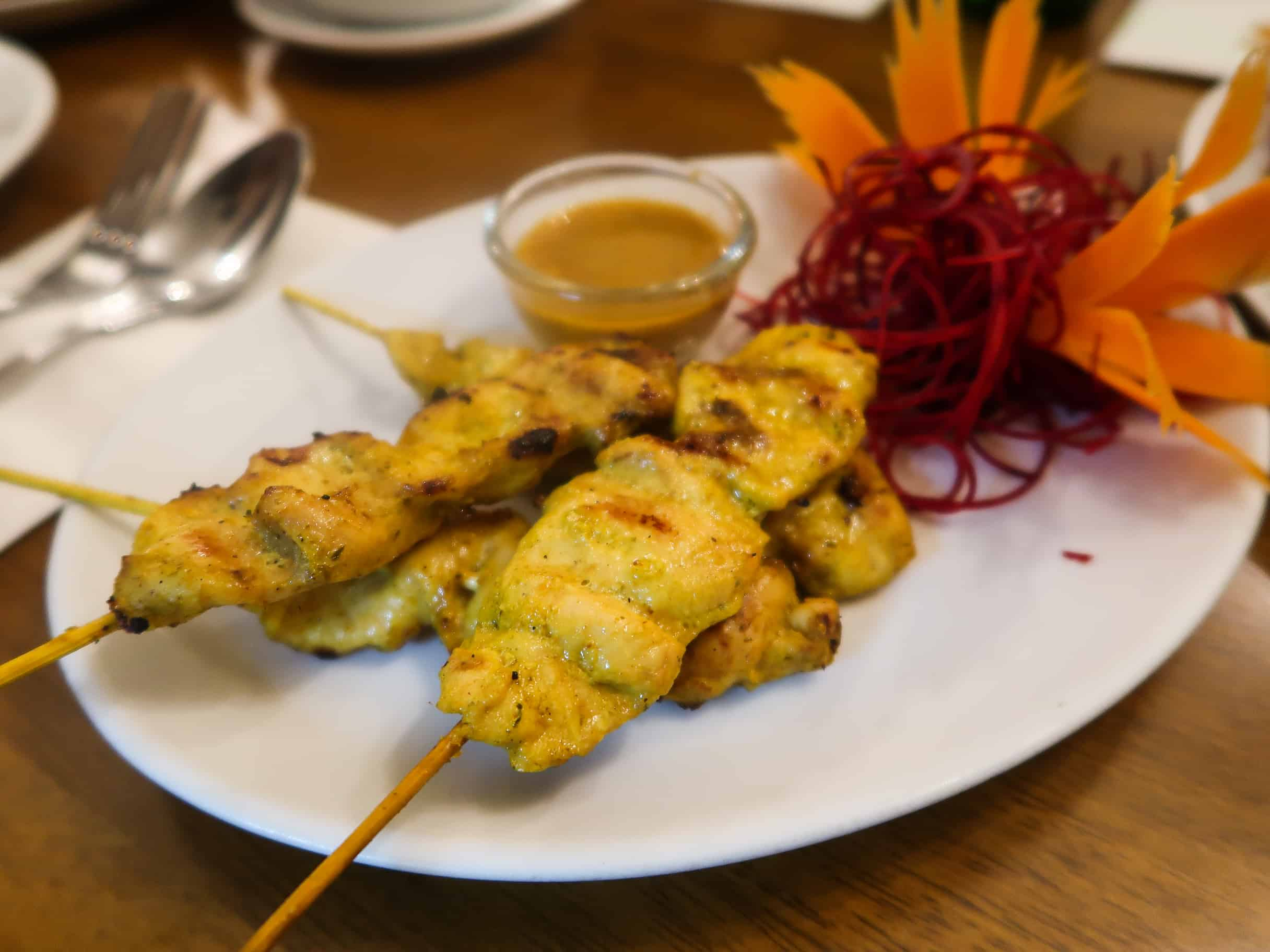 Fitous Chicken Satay