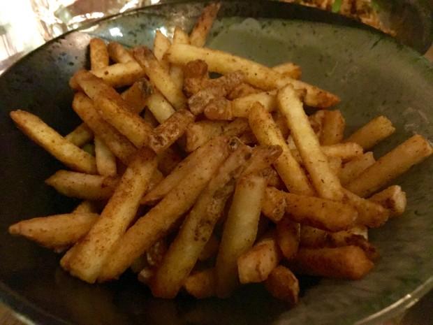 Masala Chips [£3.50]
