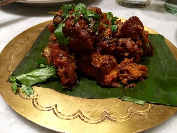 Chicken 21 [£7.00 x 3 = 21]