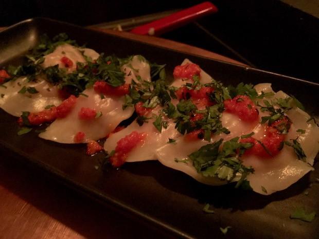 Hainan Dumplings [£6.00]