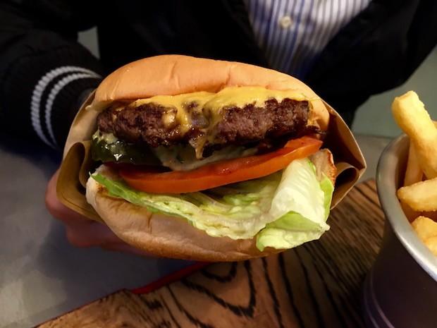 Burgeri B Special