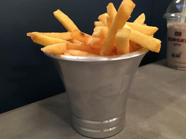 Burgeri French Fries