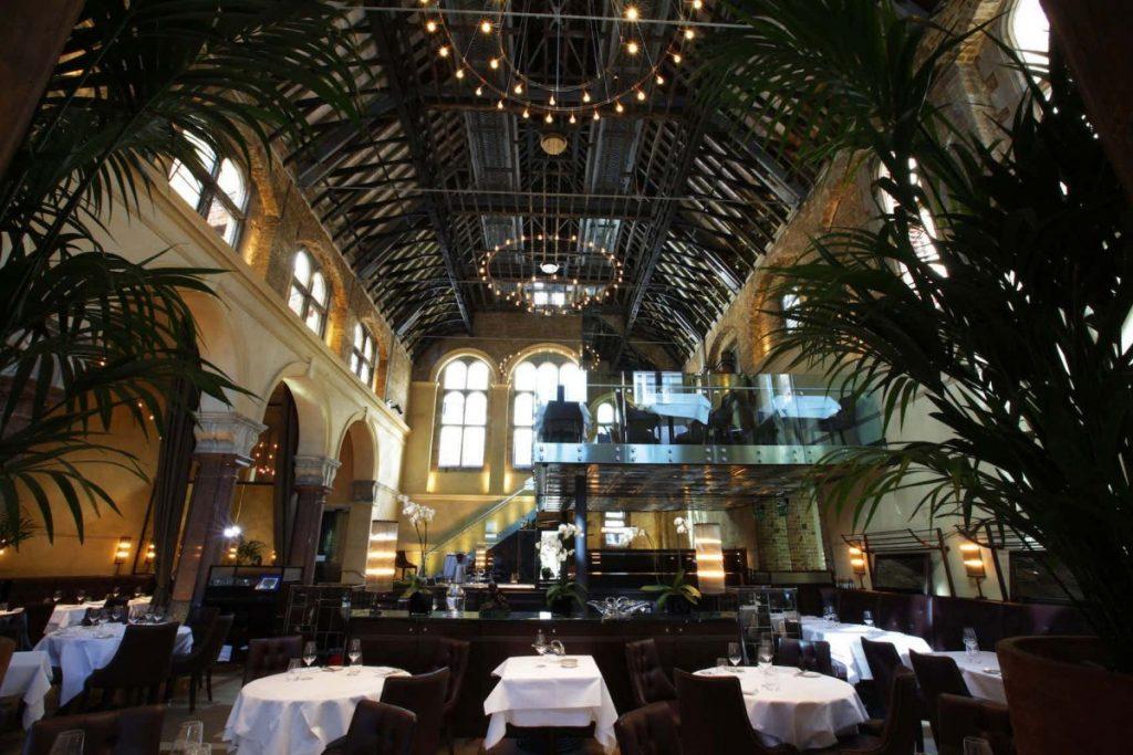 Halal Romantic Restaurants London