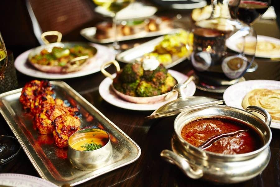 Gymkhana Halal Michelin Starred Restaurants in London