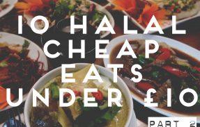 Halal Cheap Eats -9579