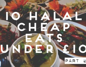 Halal Cheap Eats -9579