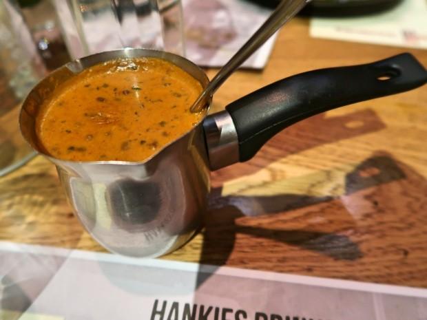 Hankies Cafe Dahl