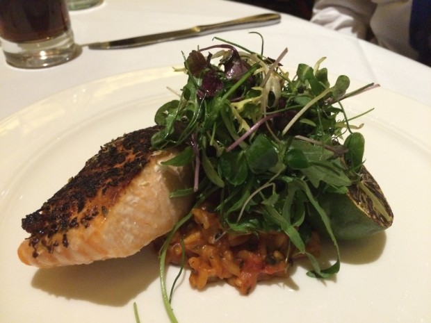Blackened Salmon [£19.00 x 2]