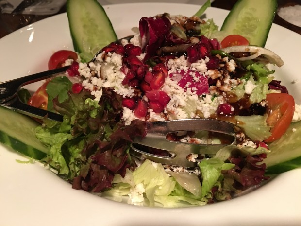 Goat Cheese Salad [AED40]