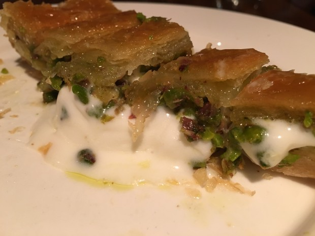Baklava w/ Ice Cream [AED45]