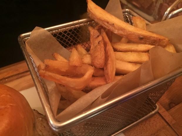 Fries [£2.50]