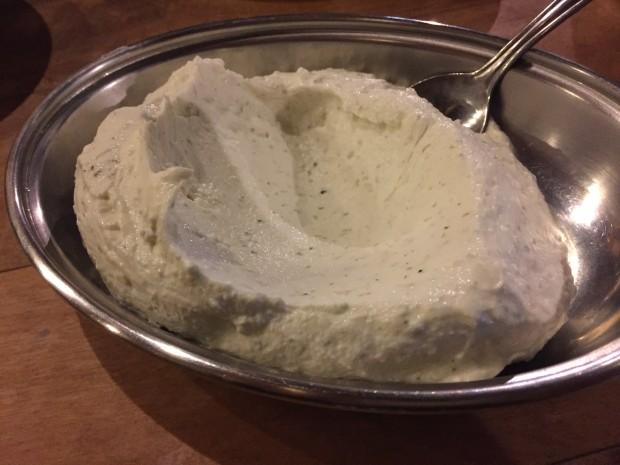 Shallot Yoghurt [£3.50]